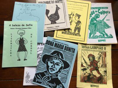 Storytelling through Brazilian Cordel Poetry