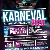 Karneval at the Athenaeum
