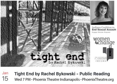 Tight End by Rachel Bykowski