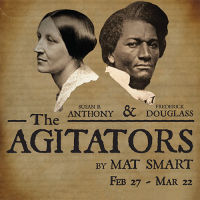 The Agitators by Mat Smart