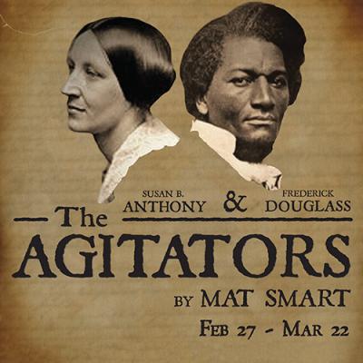 The Agitators by Mat Smart