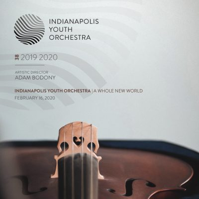 Indianapolis Youth Orchestra: A Whole New World