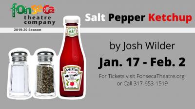 Salt Pepper Ketchup