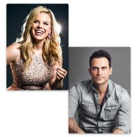 Postponed: Megan Hilty & Cheyenne Jackson (New dates TBD)