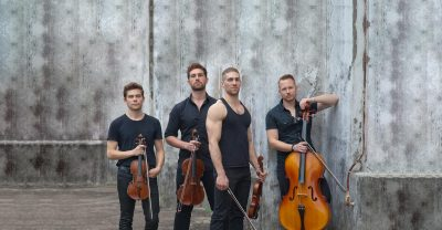 Postponed: Well-Strung, Singing String Quartet (Ne...