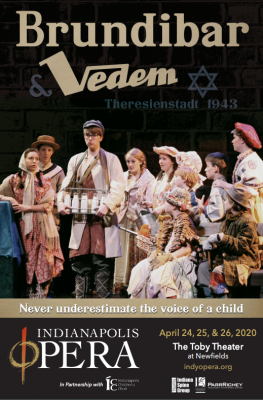 Excerpts from Vedem at Carmel's Holocaust Remembra...