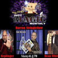 Taylor Martin's Indy Magic - The Magic of Las Vegas