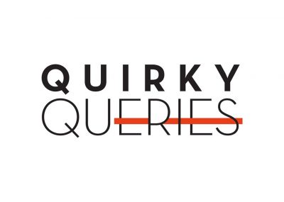 Quirky Queries (ages 21+)