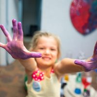 Messy Mondays (ages 2-5)