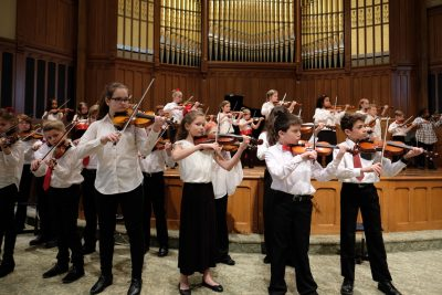 Indianapolis Suzuki Academy Annual Concert