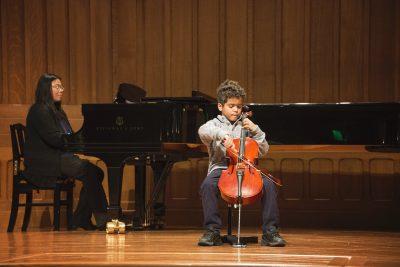 Indianapolis Suzuki Academy Solo Recitals