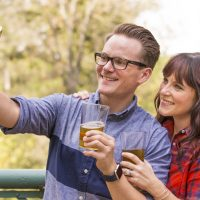 Inspired Sips: LOVE, Newfields