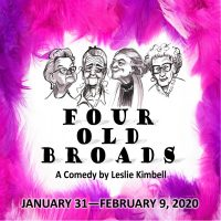 FOUR OLD BROADS