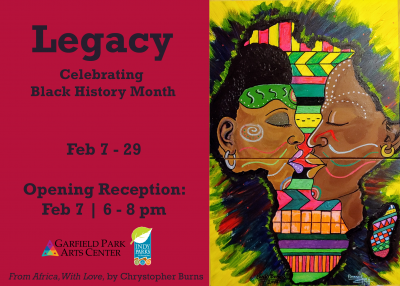 First Friday: Legacy
