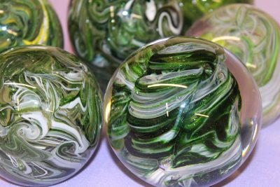 Create a Hot Glass Paperweight $50