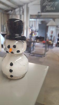 Create a Snowman $60