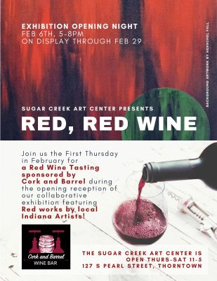 Red, Red Wine / February 2020