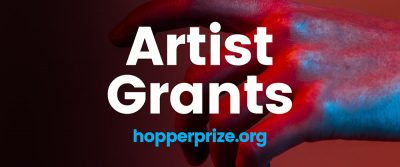 $1,000 Grants for Visual Artists in Any Media