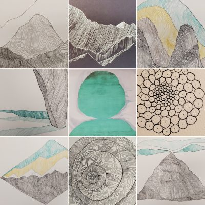 Passage: Drawings & Paintings by Ana Jeftenic