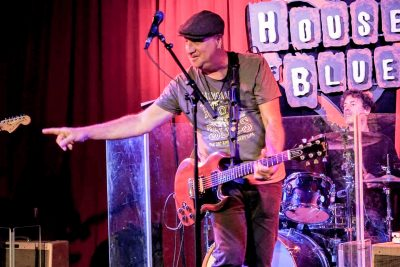Arlene's House of Music and Imperial Lounge - featuring Keith Scott Blues