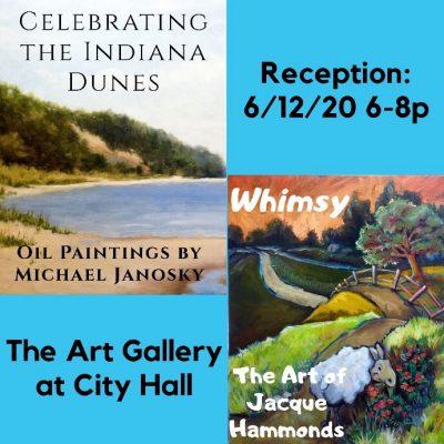 Celebrating the Indiana Dunes & Whimsy Reception