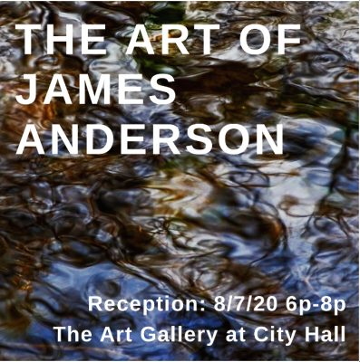 The Art of James Anderson Reception