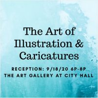 The Art of Illustration and Caricatures Reception