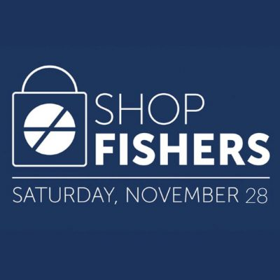 Shop Fishers! Small Business Saturday