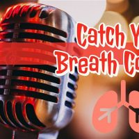 Catch Your Breath Comedy Night