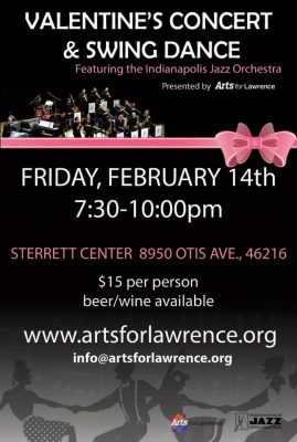 Valentines Day Concert & Dance with the Indian...