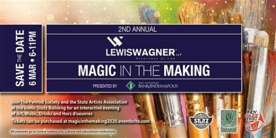 Lewis Wagner LLP's 2nd Annual Magic in the Making presented by The National Bank of Indianapolis