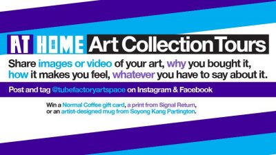 First Friday From Home Art Shares and Tours
