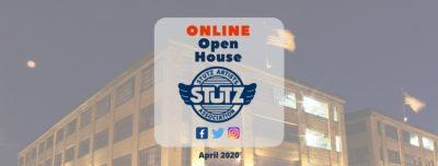 Stutz Artists Association ONLINE Open House