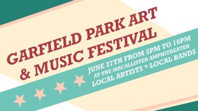 Artist Call Out: Garfield Park Arts & Music Festival