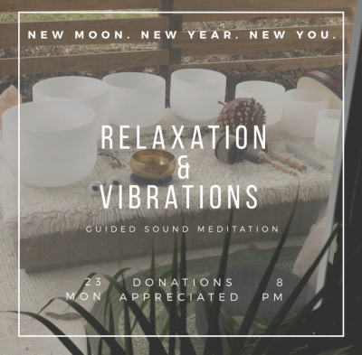 Relaxation & Vibrations: SoundBath