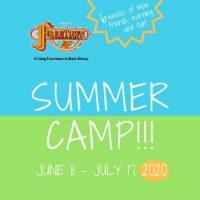 Freetown Village 2020 Summer Camp