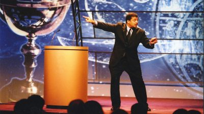 Neil Degrasse Tyson: An Astrophysicist Goes to the...