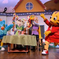 Postponed from March 26: Daniel Tiger's Neighborhood Live: Neighbor Day