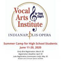 Vocal Arts Institute 2020