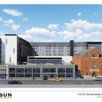 New Hilton Dual Brand Hotel Seeks Artwork for Exte...