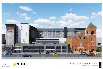 New Hilton Dual Brand Hotel Seeks Artwork for Exterior