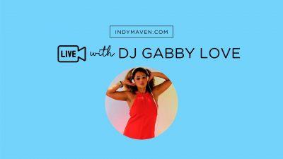 DJ Gabby Love's Virtual Dance Party