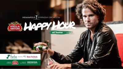 Stella Artois Happy Hour at Home: LIVE