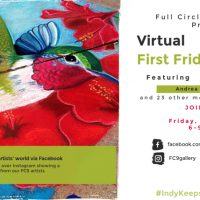 Virtual First Friday - Full Circle 9 Gallery