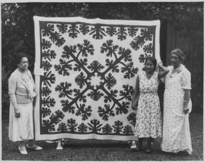 Quilts: Uncovering Women's Stories, Behind the Scenes