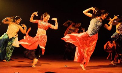 Bollywood on Zoom with Usha Sirimalle