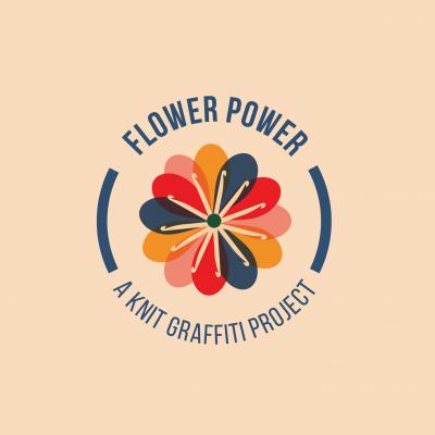 Flower Power: A Knit Graffiti Project