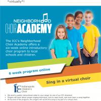 ICC Virtual Neighborhood Choir Academy