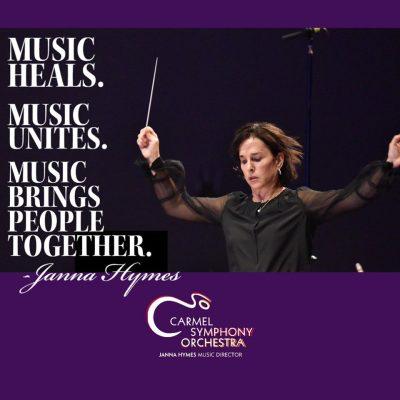 Let the music play...getting to know your CSO