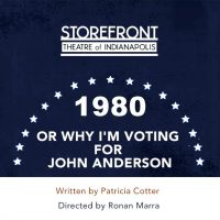 1980 (Or Why I'm Voting For John Anderson) Livestream Teaser
